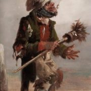 Erskine Nicol. The Chimney Sweep.