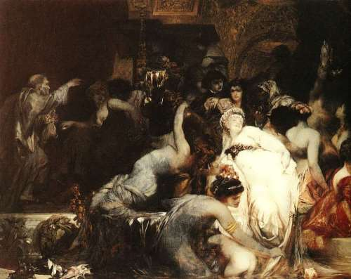 Feast in Time of Plague