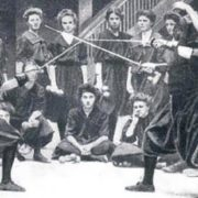 Female duels