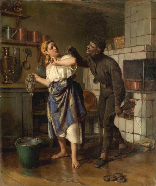 Firs Zhuravlev. Chimney sweep