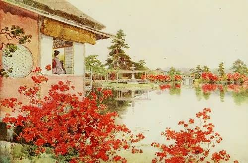 Flowers and Gardens of Japan