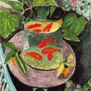 Goldfish, 1911. Henri Matisse