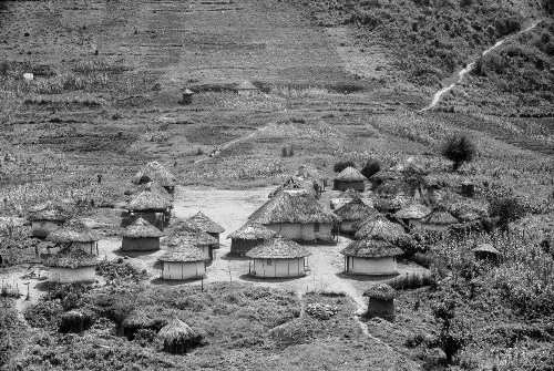 1957. Jack Metzger travels in Congo