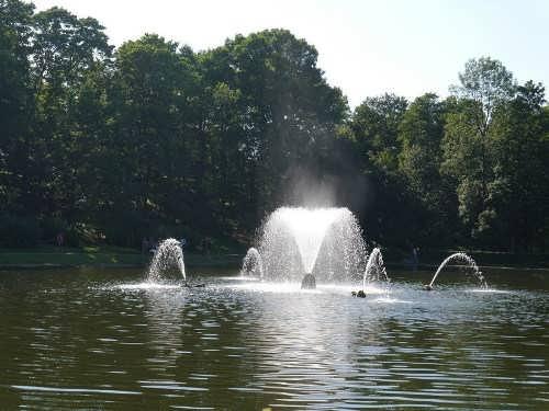 The Kitovy (Whale) Fountain