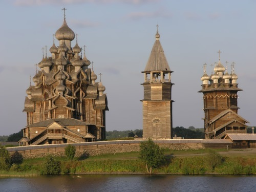 Kizhi – wooden pearl of Russia