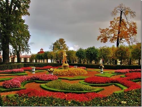 Monplaisir Garden