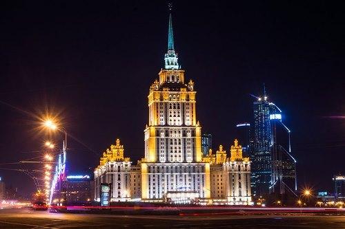 Wonderful Moscow