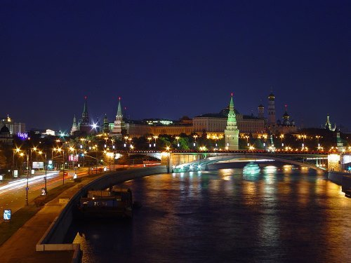 Exciting Moscow