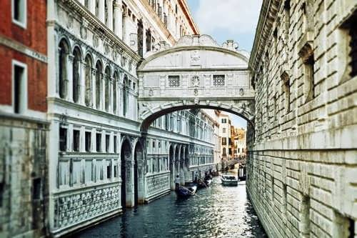 Palazzo Ducale and the Bridge of Sighs
