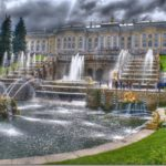 Peterhof – capital of fountains