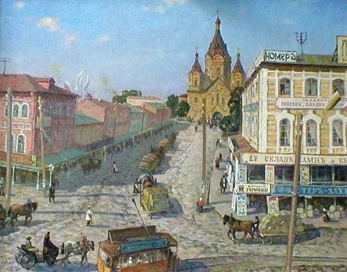 R. Sosnin. Alexander Nevsky Cathedral