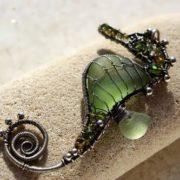 Sea horse jewelry