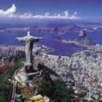 Brazil – Half of South America
