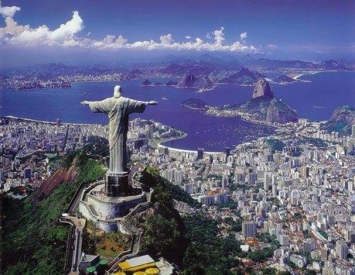 Brazil - Half of South America