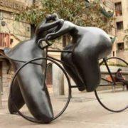 Strange monument in Andorra