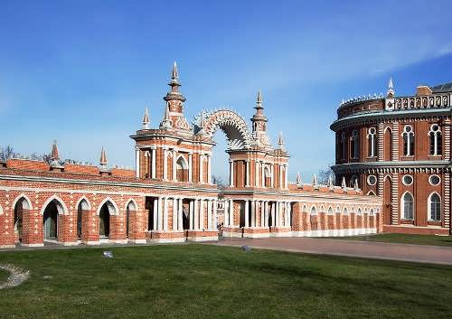 Tsaritsyno Manor