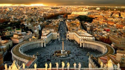 Vatican City - The Smallest State