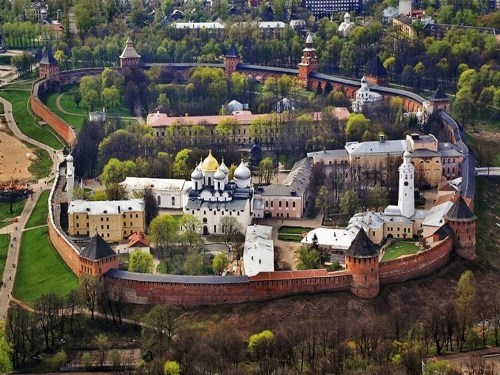 Veliky Novgorod - Free City