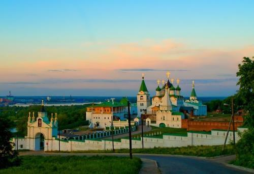female Orthodox monastery