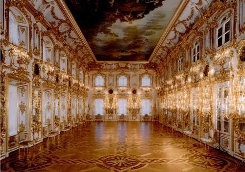 Inside Perethof palace