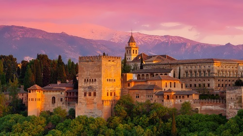 Alhambra - Red Castle
