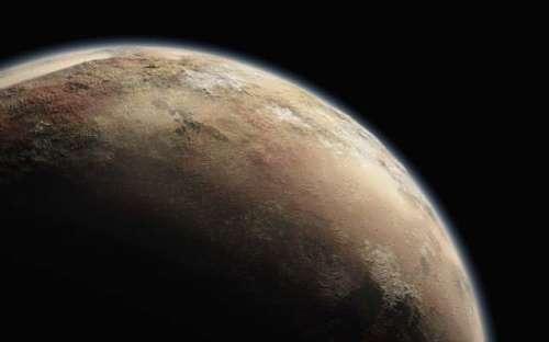 Amazing Pluto