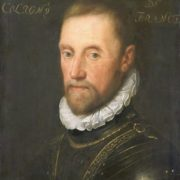 Ambitious Admiral Gaspard de Coligny was killed in the massacre