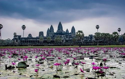 Wonderful Angkor Wat