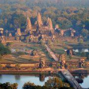 Graceful Angkor Wat