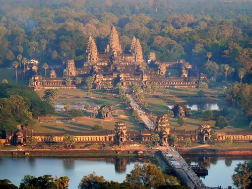 Graceful Angkor Wat