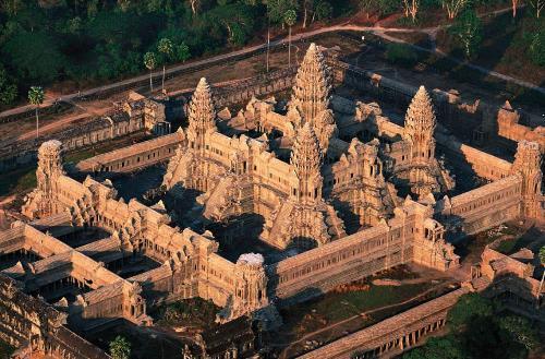 Stunning Angkor Wat