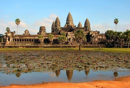 Beautiful Angkor Wat
