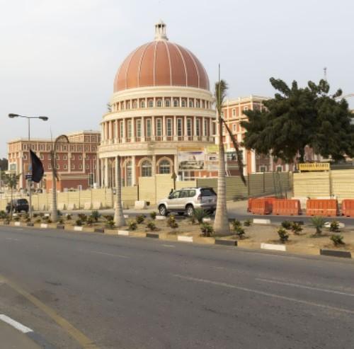 Angolan Parliament Building