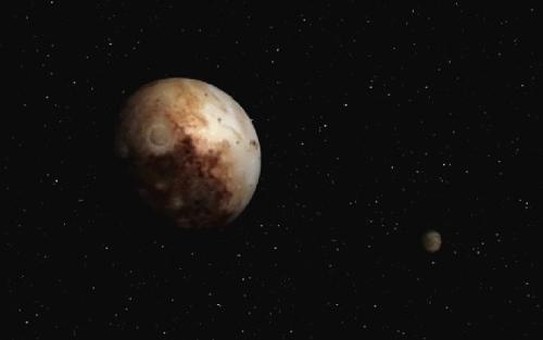 Attractive Pluto