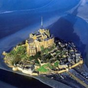 Beautiful Mont Saint-Michel