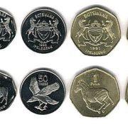 Botswana coins