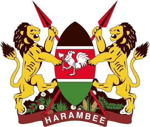 Coat of arms of Kenya