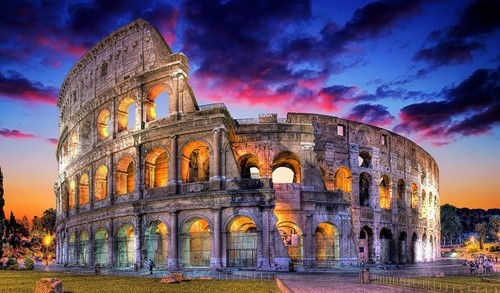 Wonderful Coliseum