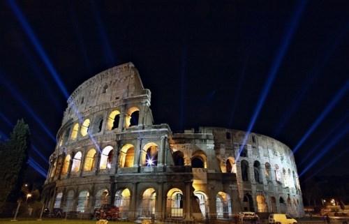 Beautiful Colosseum