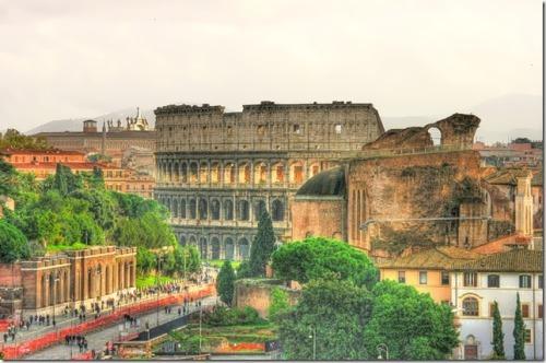 Magnificent Coliseum