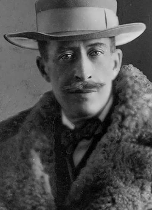 Egyptologist Earl of Carnarvon