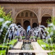 Fontains in Alhambra
