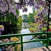 Garden of Claude Monet in Giverny