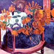 Gauguin. Sunflowers