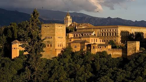 Gorgeous Alhambra