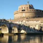 Graceful Castel Sant'Angelo