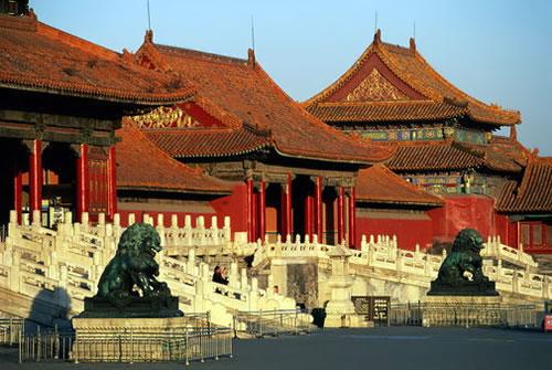 Graceful Forbidden City
