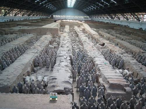 Great Terracotta Army