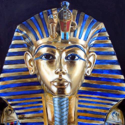 Image of pharaoh
