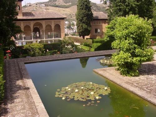Interesting Alhambra